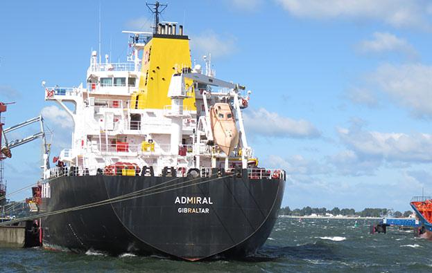 MT Admiral